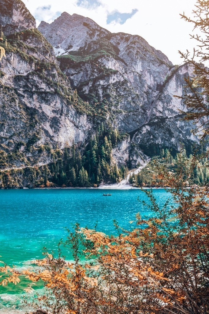 Lago di Braies  | Der Pragser Wildsee - Die Perle der Dolomiten