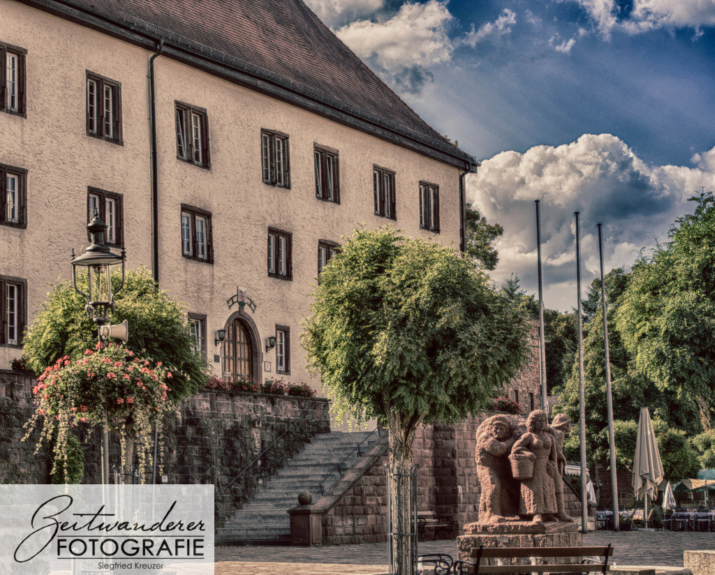 Walldürn Altes Schloss