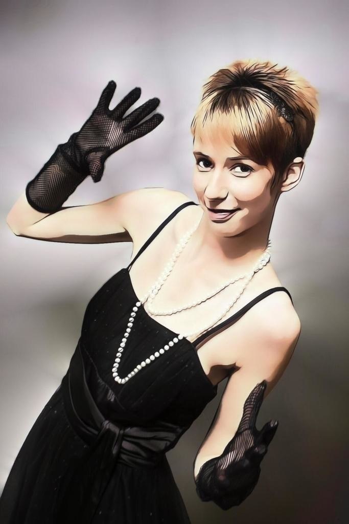 Handschuh Lady Bild 023