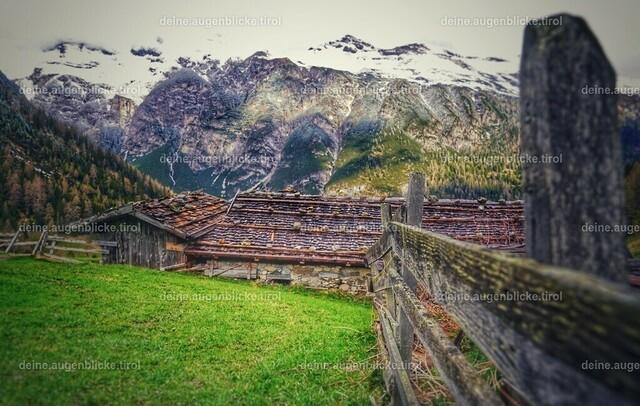 AF_01002-01 | Obernberger See im Tiroler Wipptal. Ein Wanderparadies.
