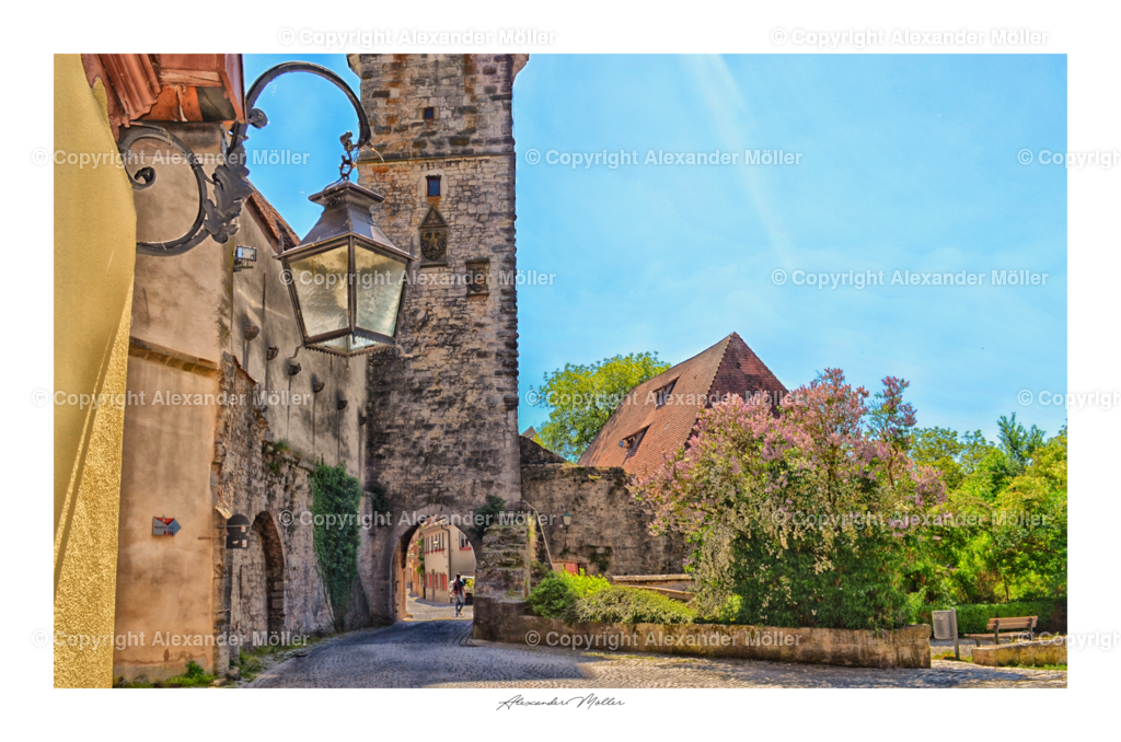 Rothenburg ob der Tauber No.74