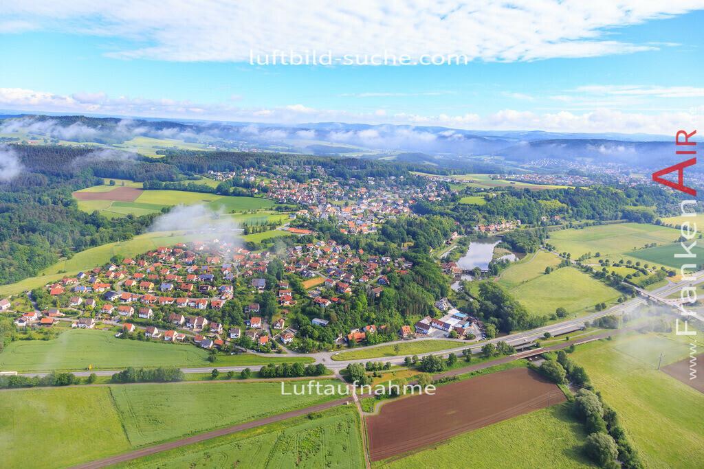 burghaig-kulmbach-2016-2168 | Luftbild von Burghaig Kulmbach - Luftaufnahme wurde 2016 von https://frankenair.de mittels Flugzeug (keine Drohne) erstellt - die Geschenkidee