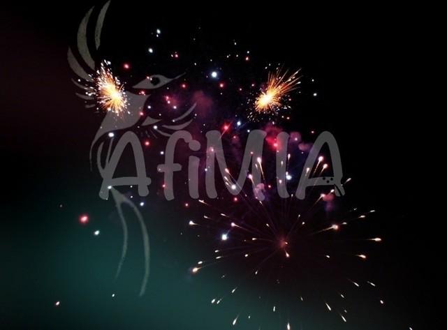 Feuerwerk_21 wuma2018 | Leuchtender Himmel beim Feuerwerk des Dürkheimer Wurstmarkt 2018