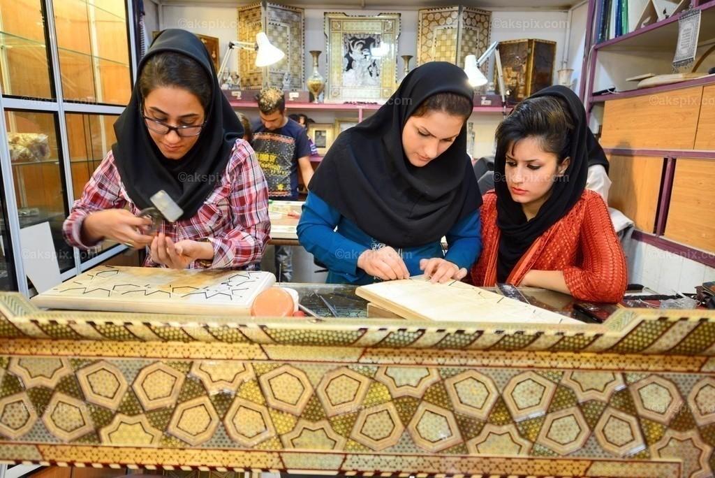 Bazar in Shiraz | Vakil-Basars
