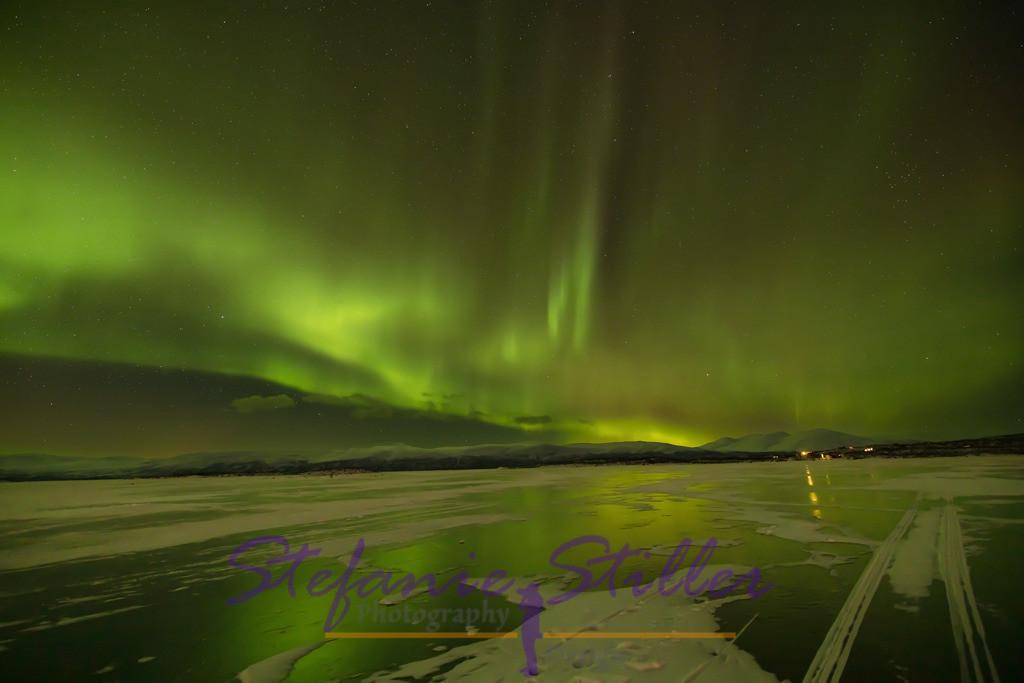 Lights over Lappland | Aurora Borealis in Lappland