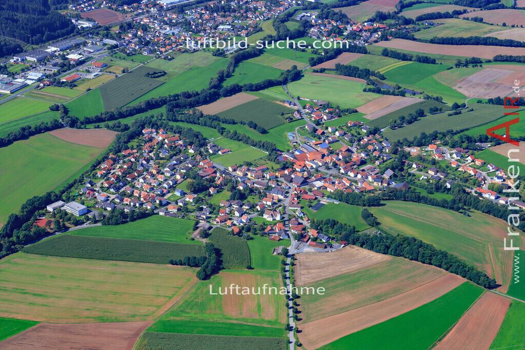 reitsch-stockheim-17-5453 | Luftbild von Reitsch Stockheim - Luftaufnahme wurde 2017 von https://frankenair.de mittels Flugzeug (keine Drohne) erstellt - die Geschenkidee