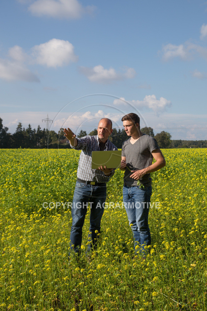 20140914-IMG_6306 | Auszubildung - AGRARFOTOS Bilder aus der Landwirtschaft