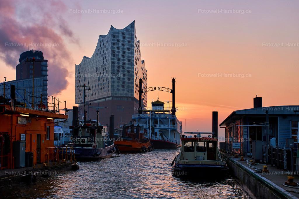 11906279 - Morgens an der Elbphilharmonie | Morgendliche Hafenatmosphäre an der Elbphilharmonie