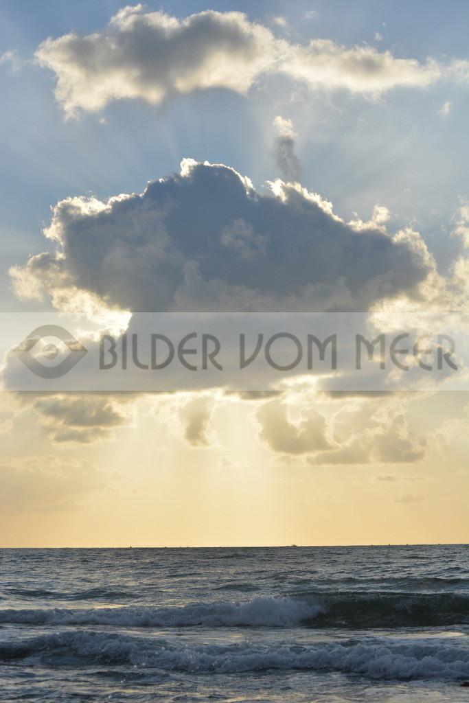 Bilder Sonne und Meer | Bilder Sonne, Wolken und Meer