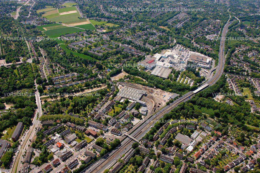 ES10058252 | EVAG Schweriner Strasse,  Essen, Ruhrgebiet, Nordrhein-Westfalen, Germany, Europa, Foto: hans@blossey.eu, 29.05.2010