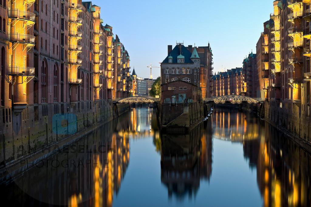 tolleansichten_129 | Wasserschloß, Hamburg Speicherstadt, unlimitiert