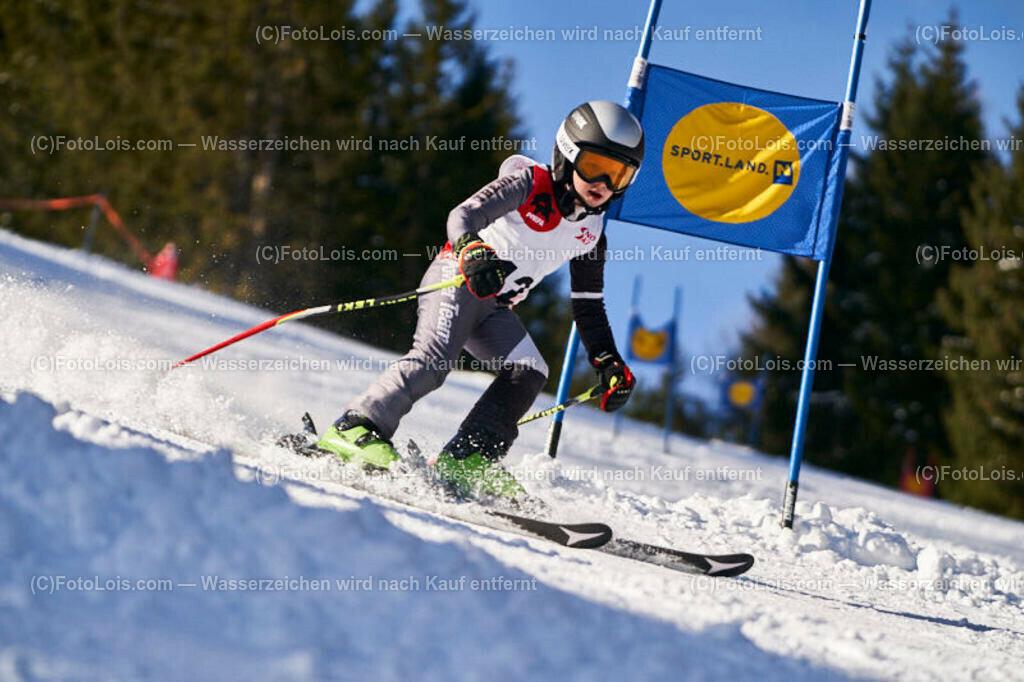 0124_KinderLM-RTL-I_Trattenbach_Krempl Stephan Leopold | (C) FotoLois.com, Alois Spandl, NÖ Landesmeisterschaft KINDER in Trattenbach am Feistritzsattel Skilift Dissauer, Sa 15. Februar 2020.