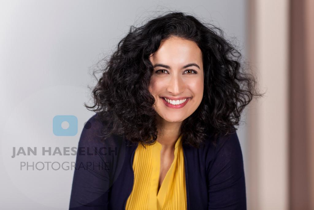 Sanam Afrashteh   Sanam Afrashteh beim Fototermin zur neuen Vorabendserie im ARD