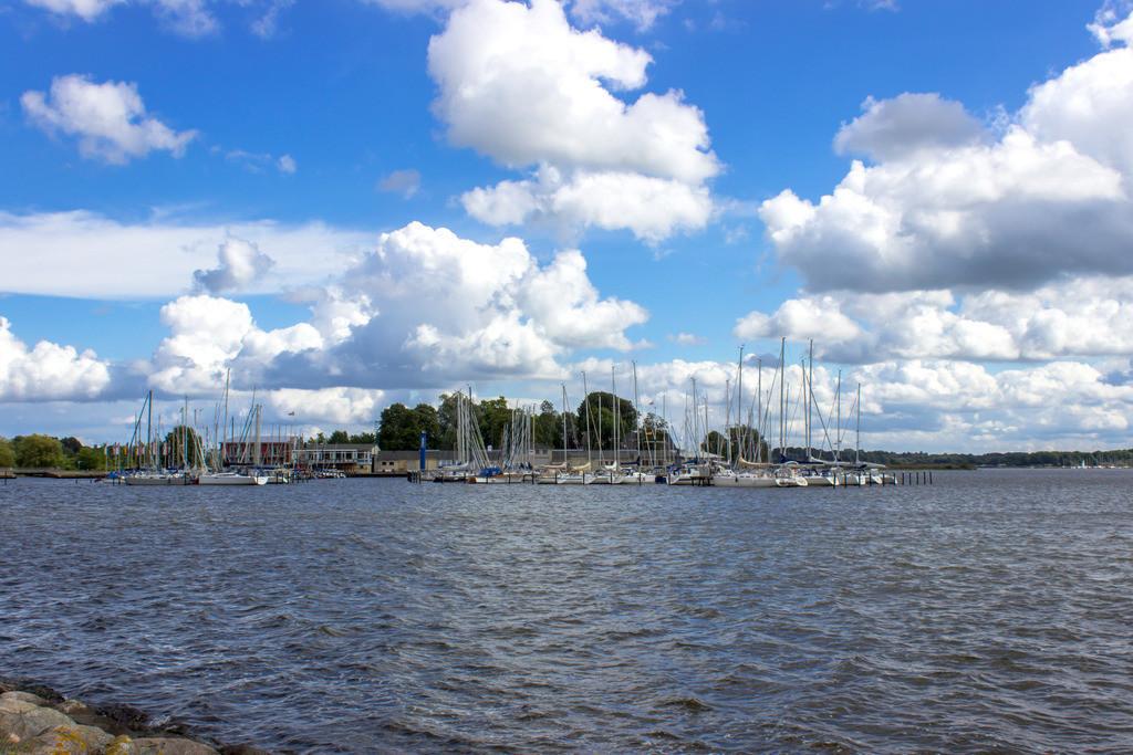 Schleswig an der Schlei | Yachthafen in Schleswig im Sommer