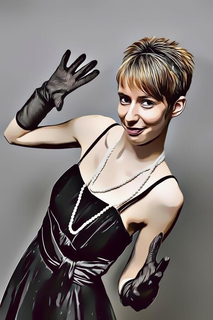 Handschuh Lady Bild 004