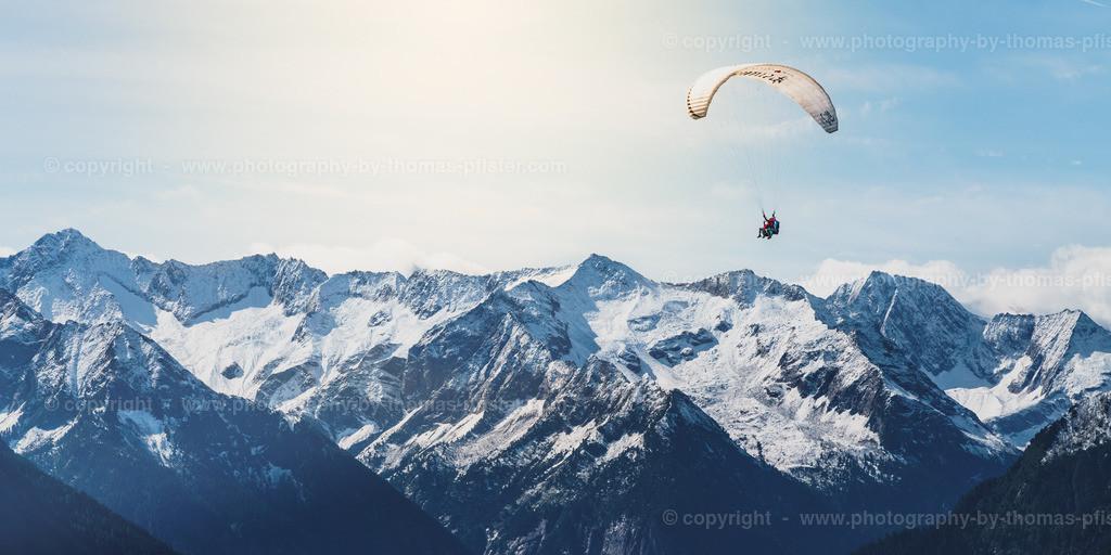 Penken Paraglider-1
