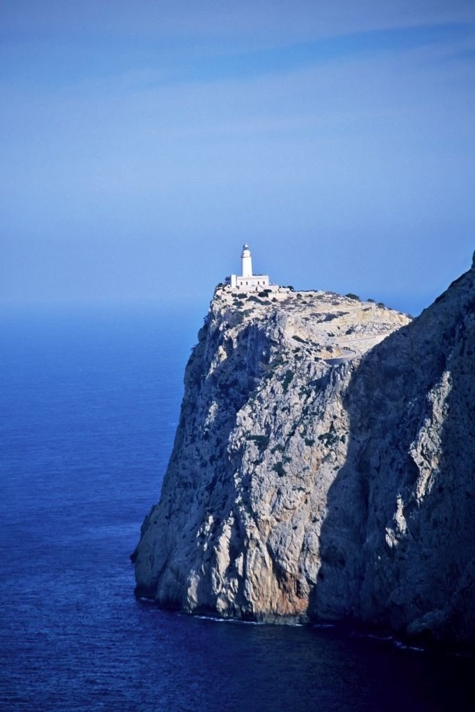 Best. Nr. anerkennung14 | Leuchtturm am Cap de Formentor