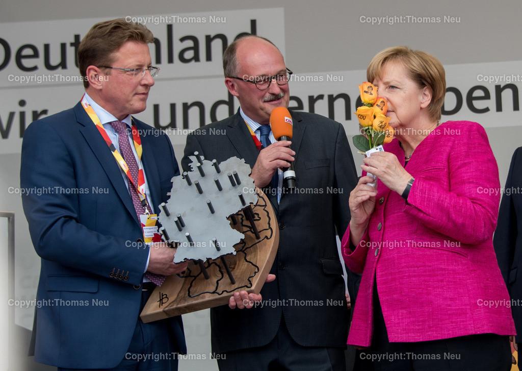 DSC_8008 | Heppenheim, Wahlveranstaltung, CDU, Angela Merkel auf dem parkhof, umfrage, ,, Bild: Thomas Neu