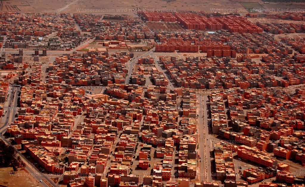 Marrakech von Oben | Marrakech von Oben