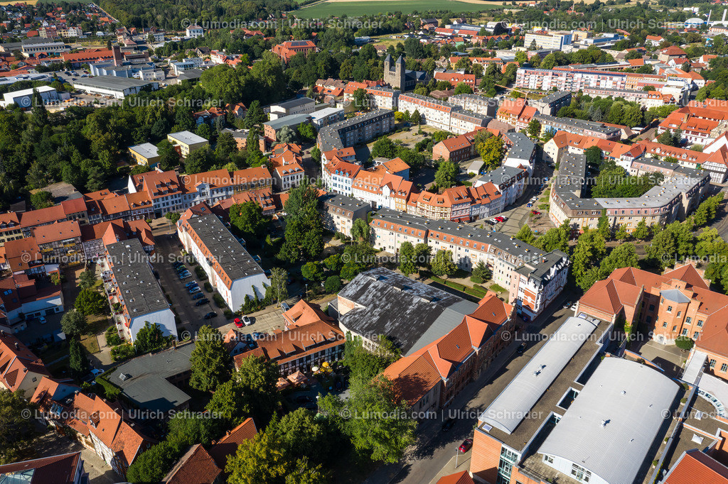 10049-50664 - Halberstadt von oben