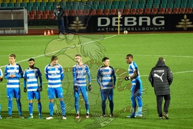 BFC Dynamo vs. FSV Wacker 90 Nordhausen 002