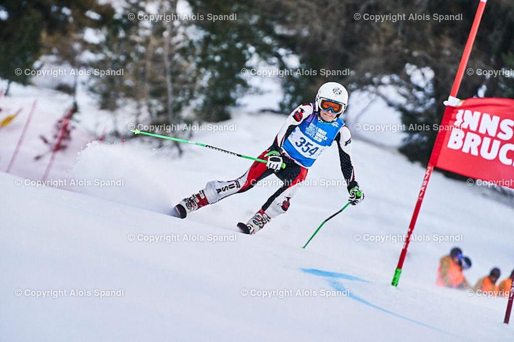 ALS5434_WWMG_GS-II_C | (C) FotoLois.com, Alois Spandl, WinterWorldMastersGames 2020 Innsbruck, Giant Slalom-II Gruppe C Damen, Patscherkofel Olympiaabfahrt, Mi 15. Jänner 2020.
