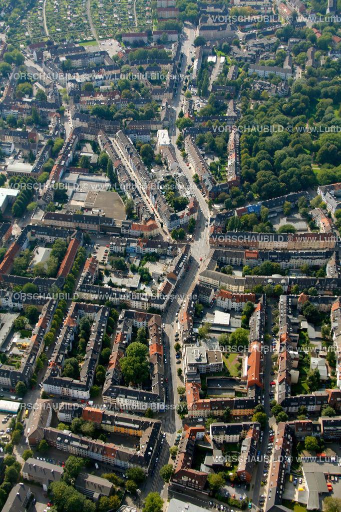 ES10094244 | Frohnhauseer Strasse, Luftbild,  , Ruhrgebiet, , , Europa, Foto: hans@blossey.eu, 05.09.2010