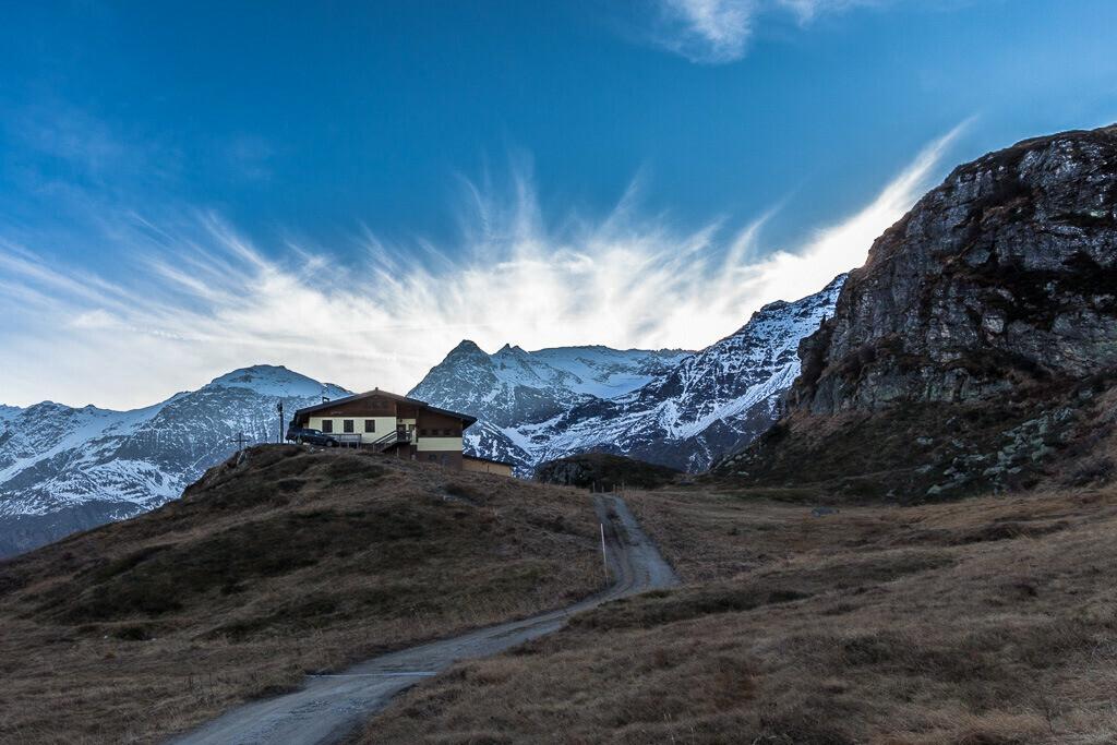 Hütte bei Sportgastein