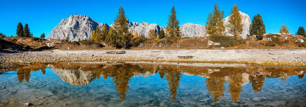 Lago de Limides | Wunderschöner Bergsee in der Nähe von Cortina
