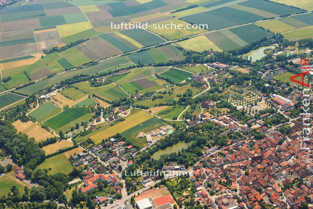 fraenkisches-freilandmuseum-bad-windsheim-2015-1399 | Luftbild von Fraenkisches-freilandmuseum Bad-windsheim - Luftaufnahme wurde 2015 von https://frankenair.de mittels Flugzeug (keine Drohne) erstellt - die Geschenkidee