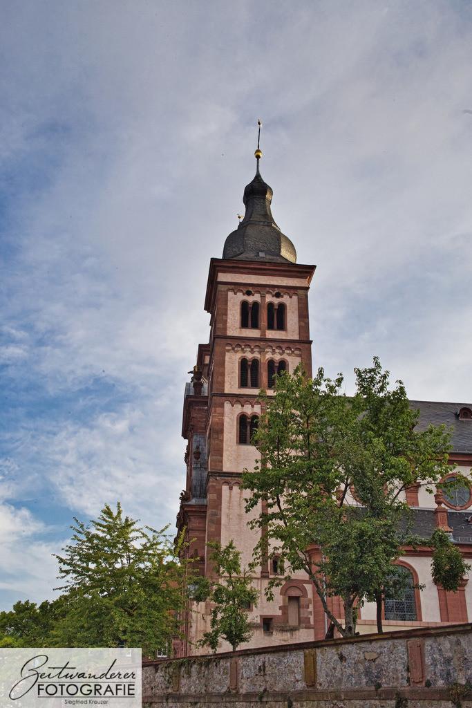 Abteikirche Amorbach 2