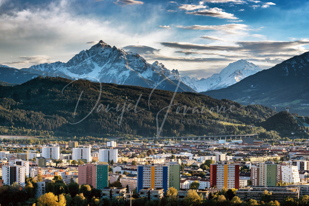 Innsbruck   Herbst in Innsbruck