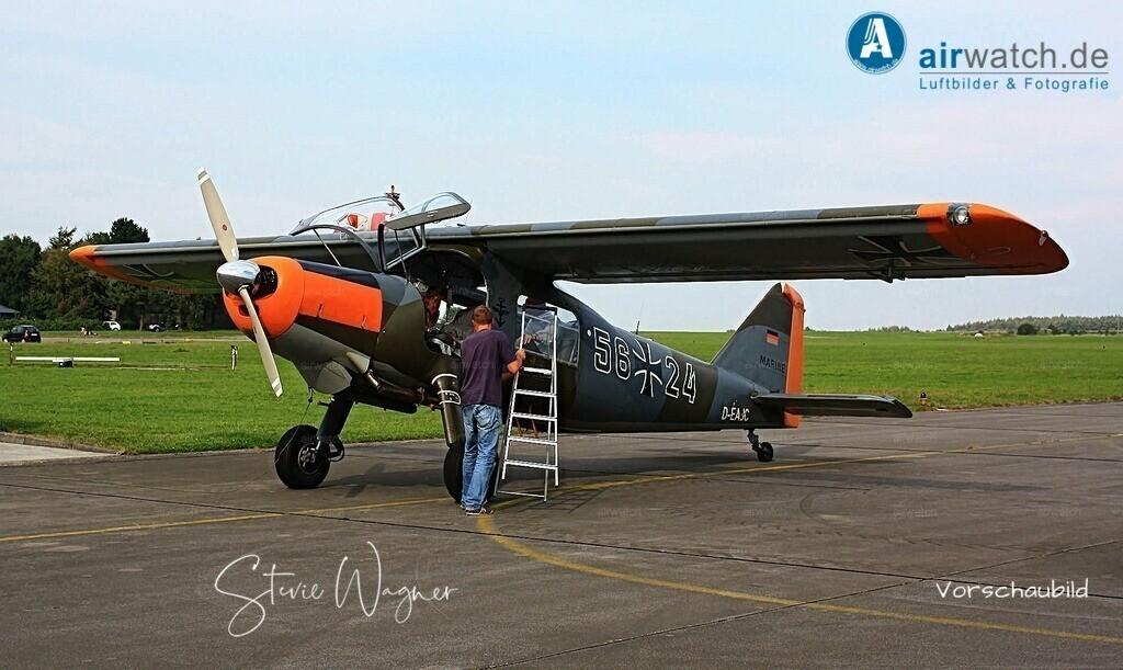 Flughafen Husum, Dornier Do 27 | Flughafen Husum, Dornier Do 27, JABO G 41, LeKG 41, FlaRakG • max. 4272 x 2848 pix