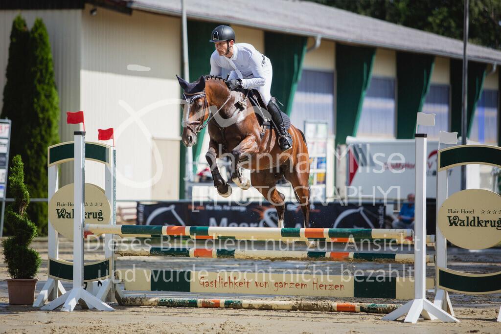200819_Delbrück_Sprpf-A_1_2-041 | Delbrück Masters 2020 Springpferdeprüfung Kl. A* 4jährige Pferde