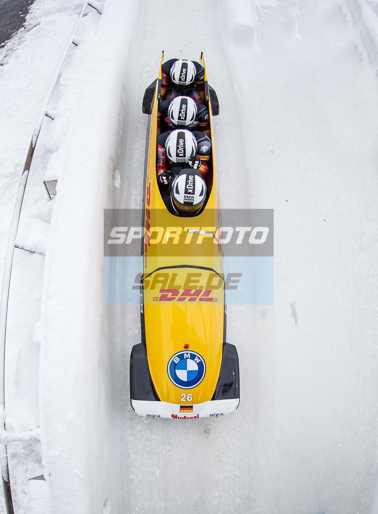 BMW IBSF Bob und Skeleton Weltcup | BMW IBSF Bob und Skeleton Weltcup