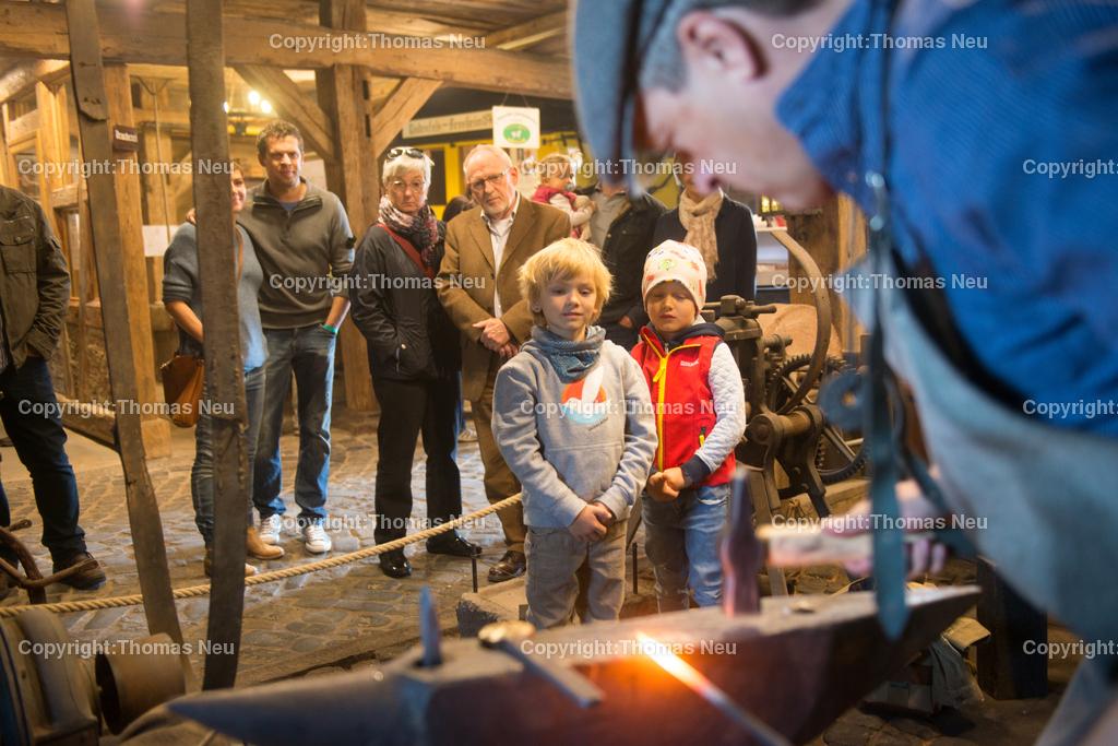 Brauchtumstage-33   Lindenfels, Brauchtumstage, Museum und Buergerhaus, Schmied Jan Hohmann, ,, Bild: Thomas Neu,, Bild: Thomas Neu