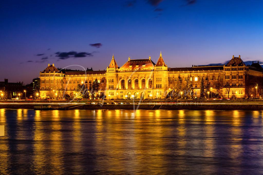 Budapest | Wunderschöne Gebäude entlang der Donau