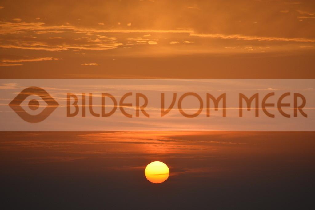 Bilder vom Meer Sonnenuntergang | Sonnenuntergang bei Cadiz