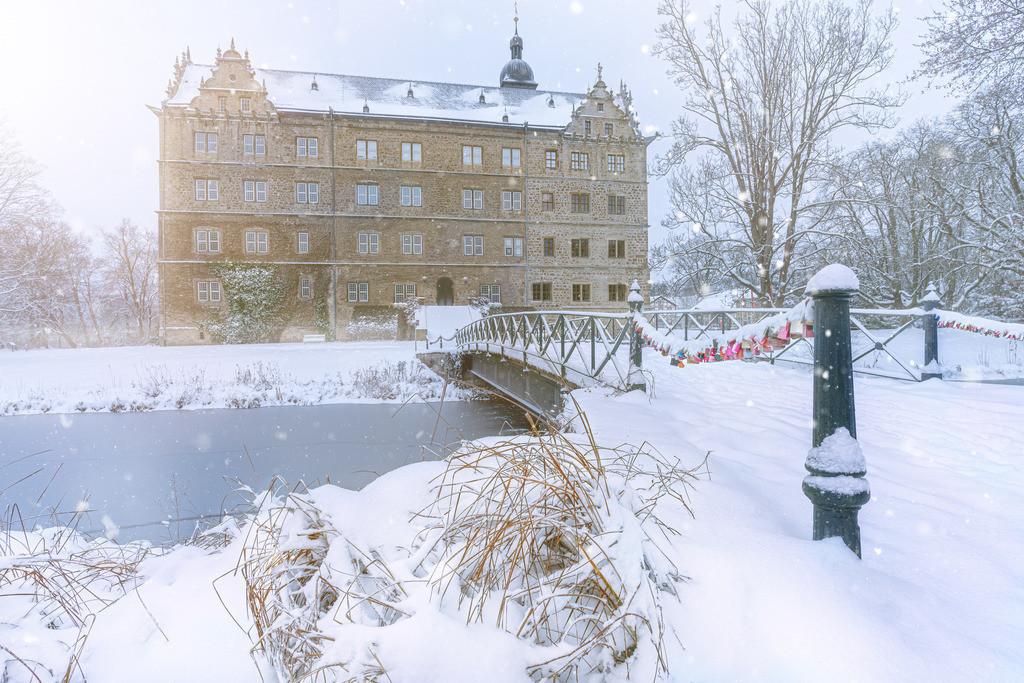 Schloss Winter an der Brücke
