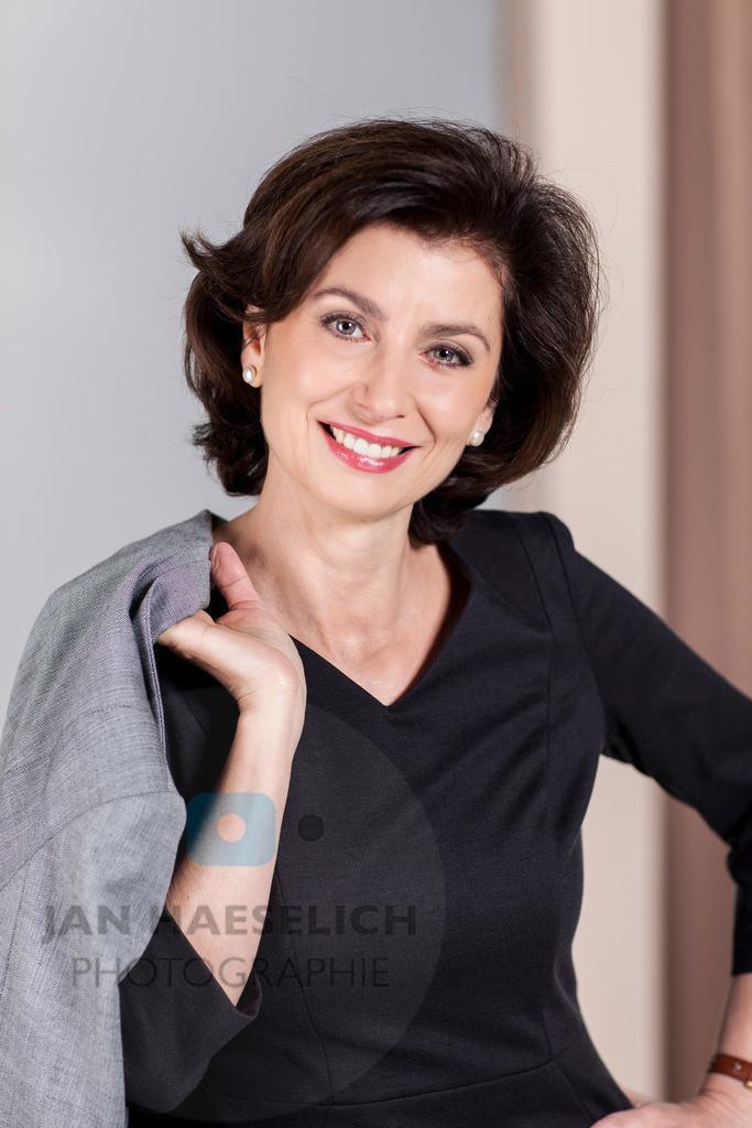 Marijam Agischewa   Marijam Agischewa beim Fototermin zur neuen Vorabendserie im ARD