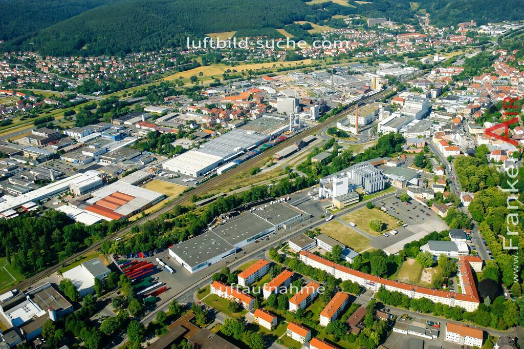 luftaufnahme-kulmbach-2008-459 | Luftbild von  Kulmbach - Luftaufnahme wurde 2008 von https://frankenair.de mittels Flugzeug (keine Drohne) erstellt - die Geschenkidee