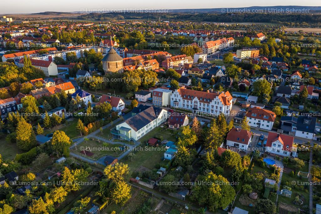 10049-50791 - Halberstadt im Abendlicht