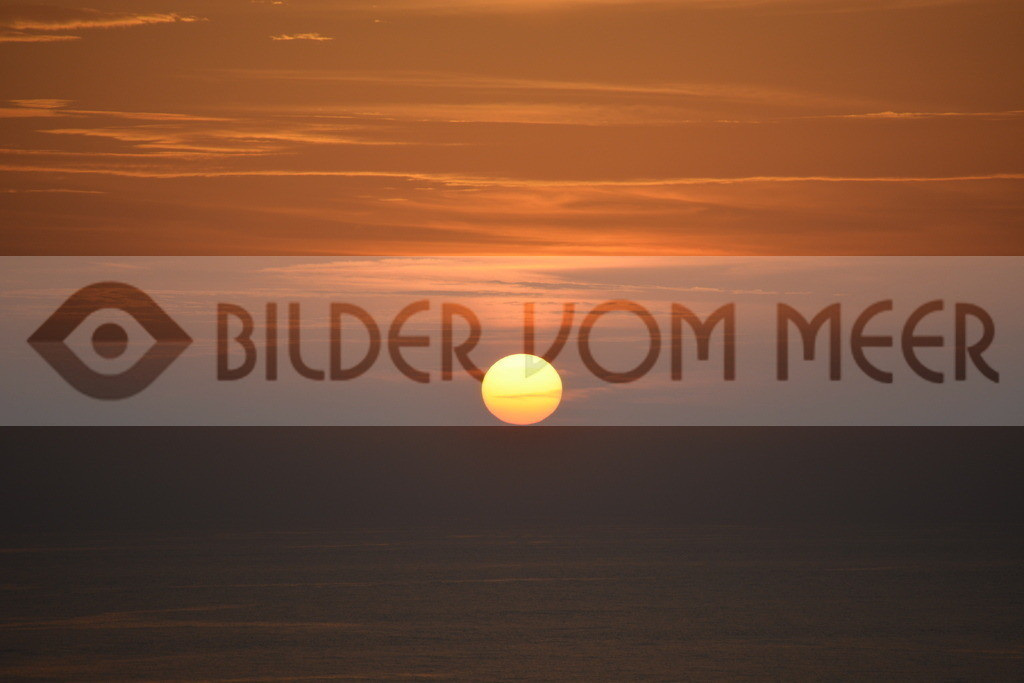 Bilder  Sonnenuntergang vom Meer | Sonnenuntergang Bilder von Cadiz