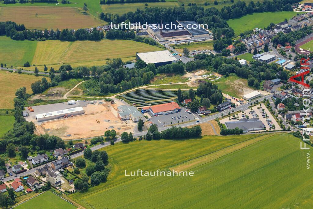 luftbild-wunsiedel-2016-7140 | Luftbild von  Wunsiedel - Luftaufnahme wurde 2016 von https://frankenair.de mittels Flugzeug (keine Drohne) erstellt - die Geschenkidee