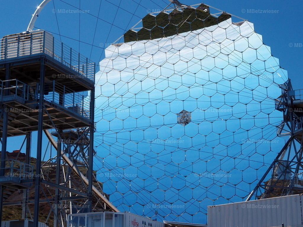 P4295246 | Japanisches Gammastrahlen Teleskop auf La Palma