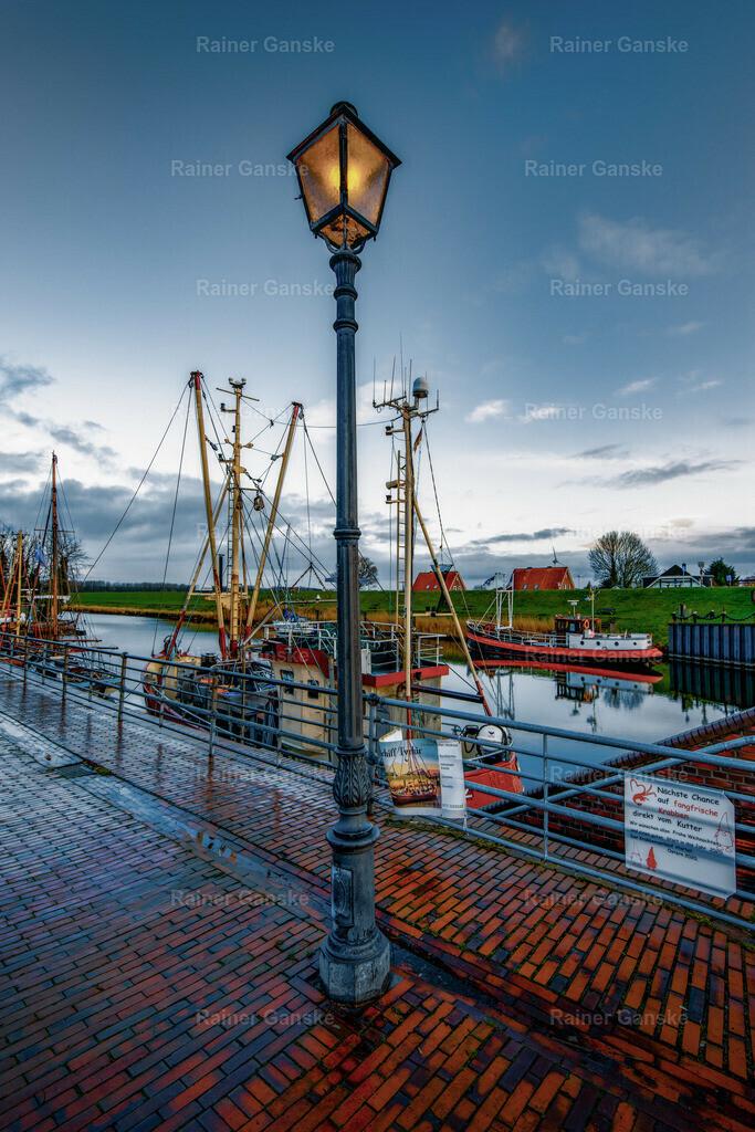 20200118-Hooksiel Hafen Laterne 55-2