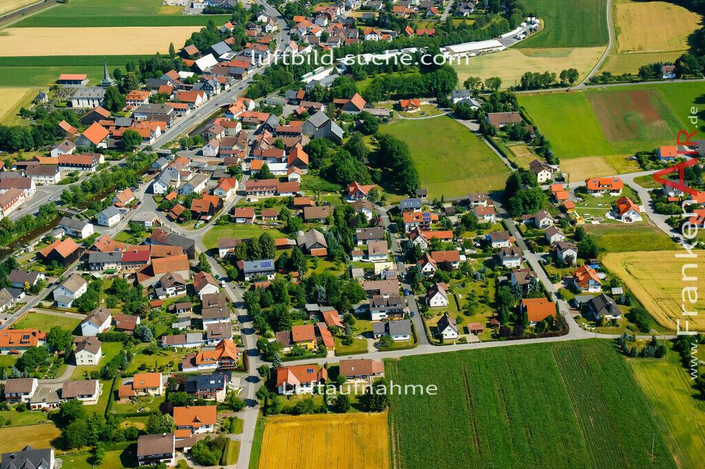 neukenroth-stockheim-2008-647 | Luftbild von Neukenroth Stockheim - Luftaufnahme wurde 2008 von https://frankenair.de mittels Flugzeug (keine Drohne) erstellt - die Geschenkidee