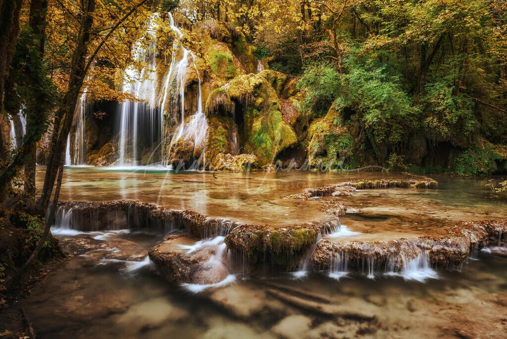 Mystischer Teich