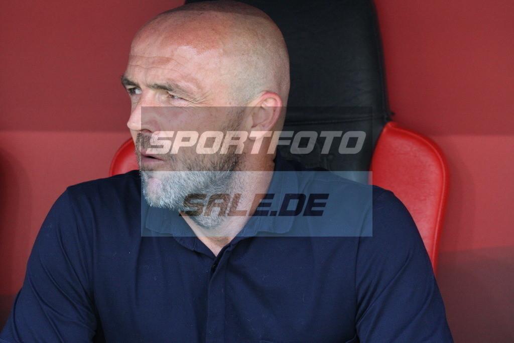 Bayer 04 Leverkusen - TSG 1899 Hoffenheim | Hoffenheims Coach Alfred Schreuder