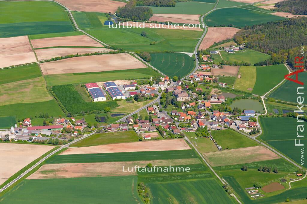 breitenlohe-19-213 | aktuelles Luftbild von  Breitenlohe  - Luftaufnahme wurde 2019 von https://frankenair.de mittels Flugzeug (keine Drohne) erstellt.